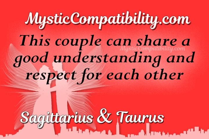 Sagittarius Taurus Compatibility