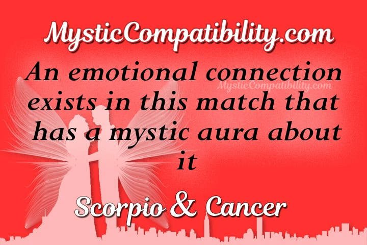 Scorpio Cancer Compatibility