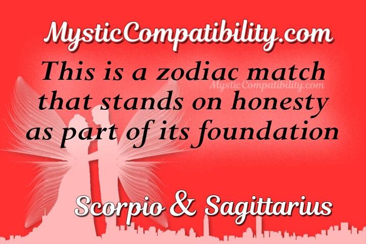 Scorpio Sagittarius Compatibility
