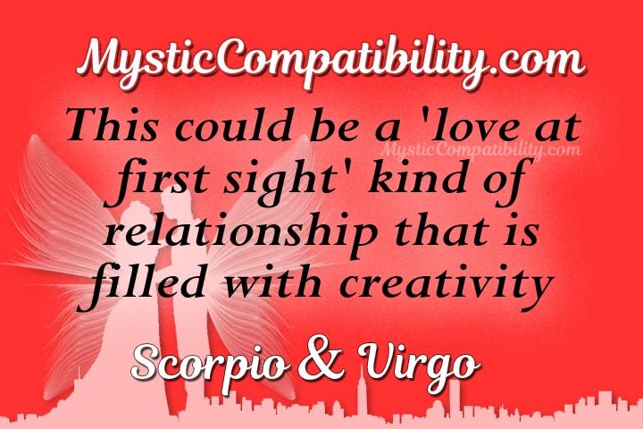 Scorpio Virgo Compatibility