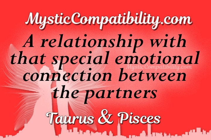 Taurus compatibility with pisces