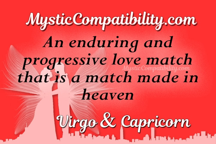 Virgo Capricorn Love Compatibility