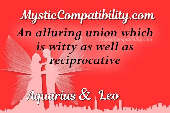 Aquarius Leo Compatibility