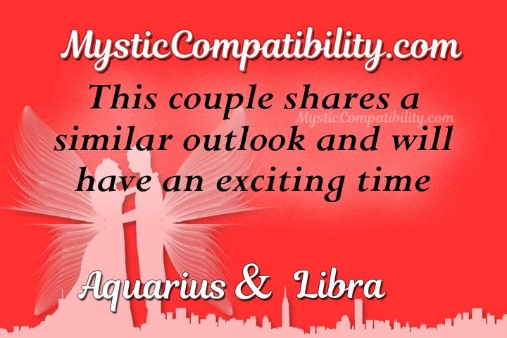 Aquarius Libra Compatibility