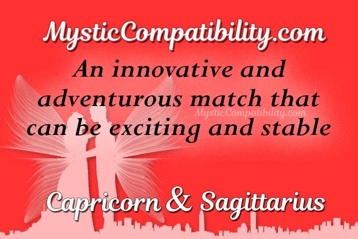 Capricorn Sagittarius Compatibility