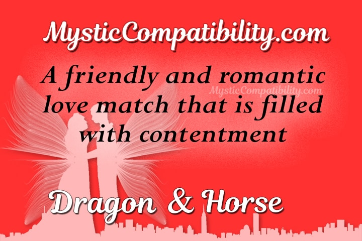 Dragon Horse Compatibility