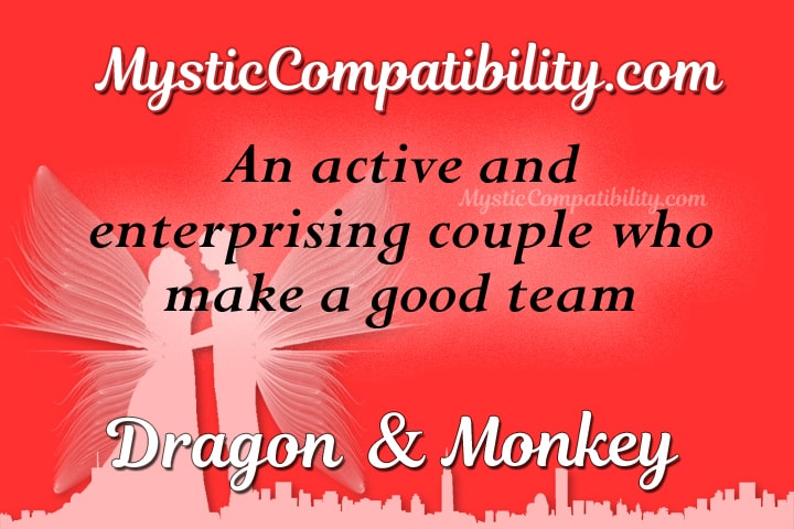 Dragon Monkey Compatibility