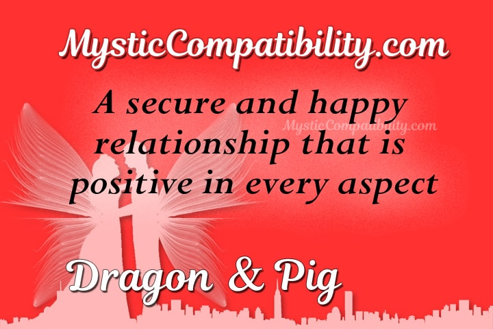 Dragon Pig Compatibility