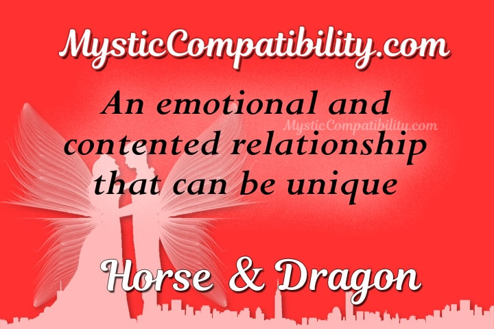 horse dragon compatibility