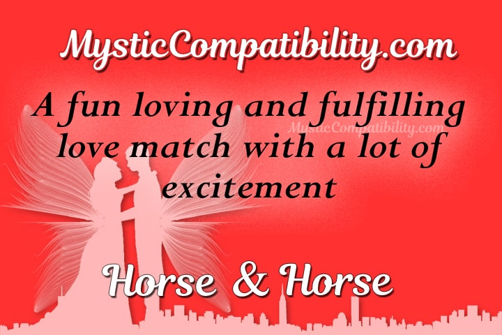 horse horse compatibility