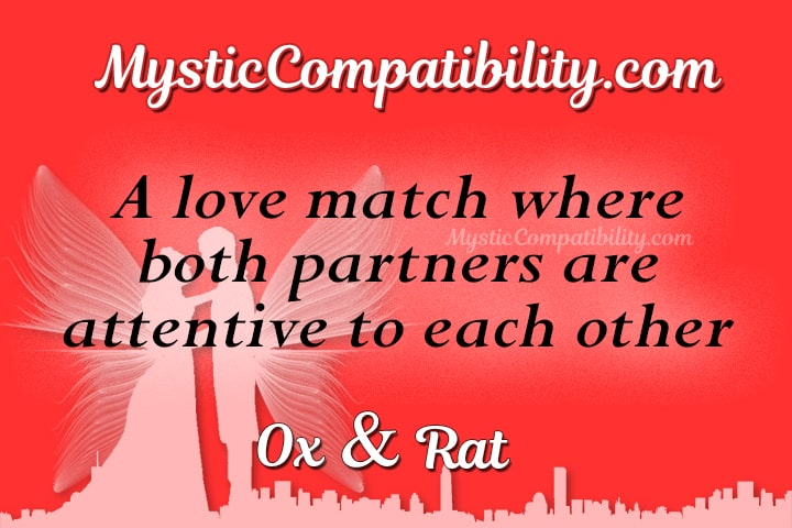 Ox Rat compatibility