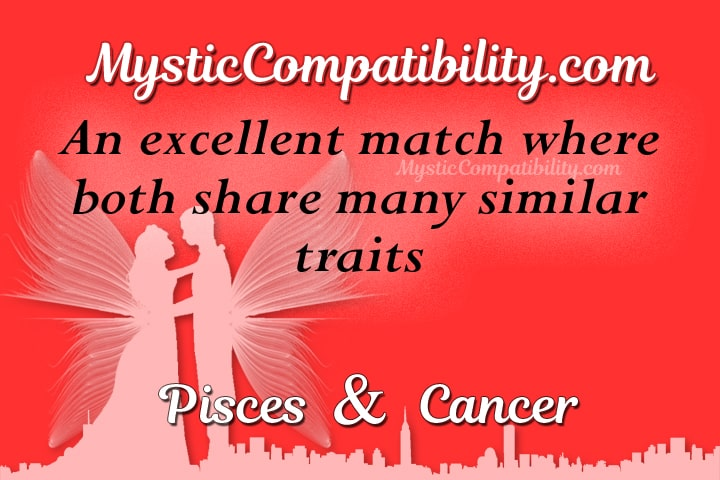 best pisces date cancer moon
