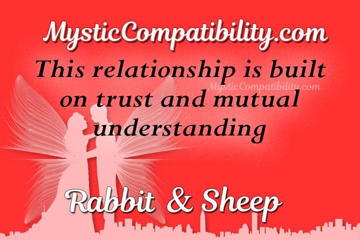 rabbit sheep Compatibility
