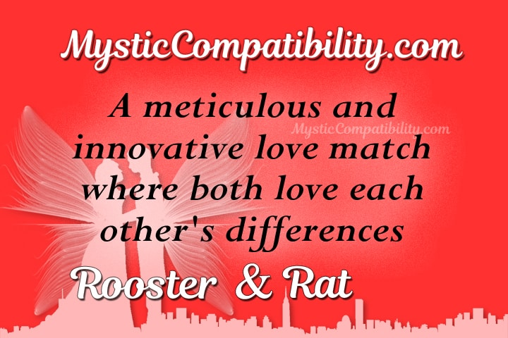 rooster rat compatibility
