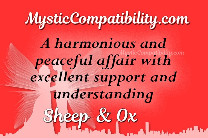 sheep ox compatibility