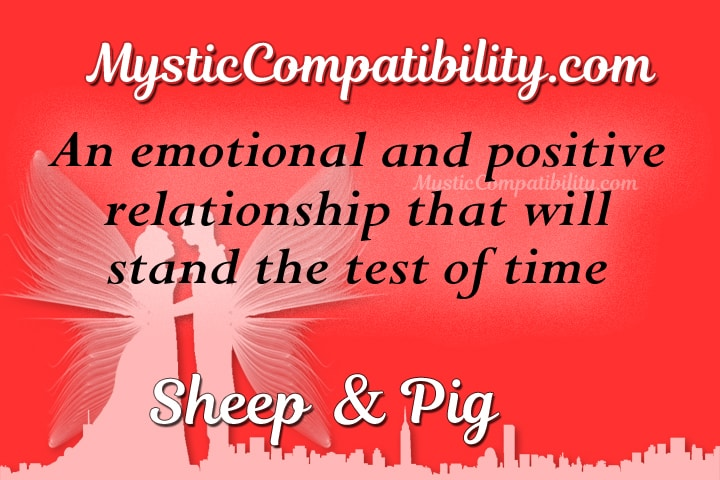 sheep pig compatibility
