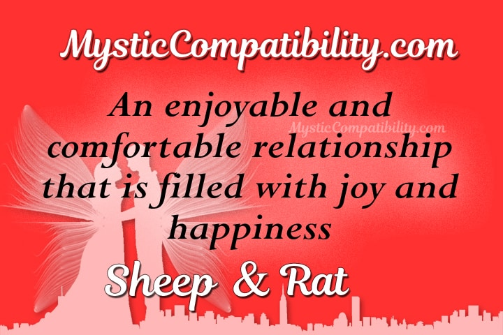 sheep rat compatibility