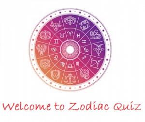Zodiac Quiz