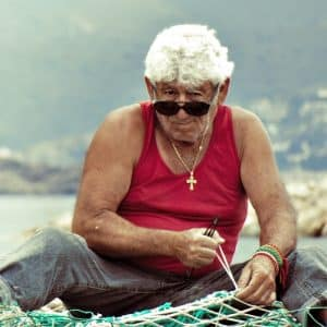 dating fisherman