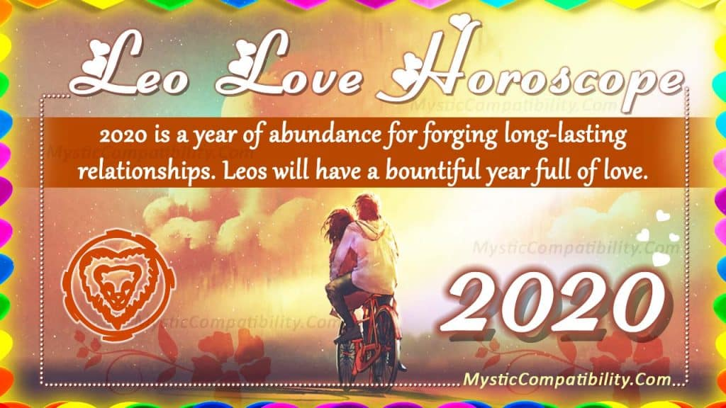 leo love horoscope for singles march 2020