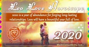 leo love horoscope 2020