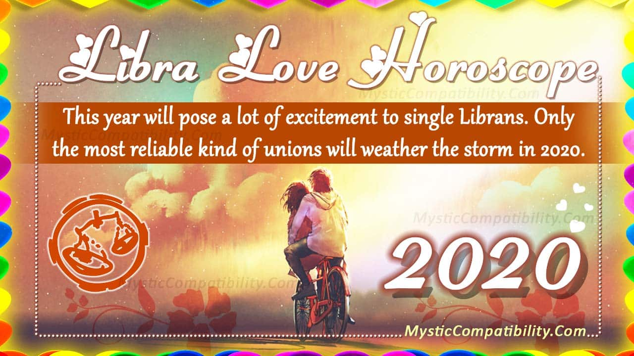love horoscope libra march 2020