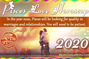 pisces love horoscope 2020