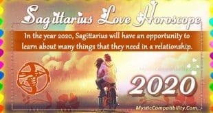 sagittarius love horoscope 2020