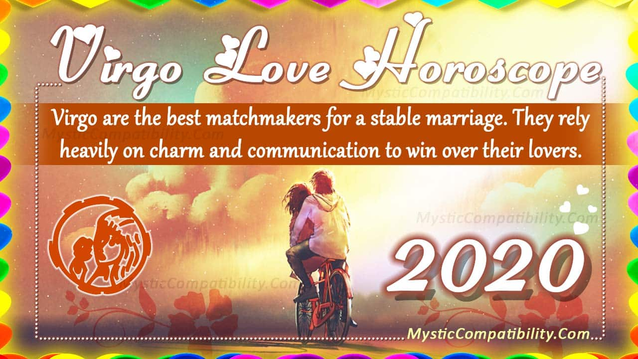 Virgo Love Horoscope 2020 - Love & Relationship Predictions